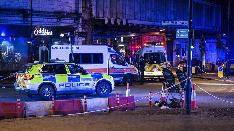 Terrorcselekmény történt Londonban - több halálos áldozat van
