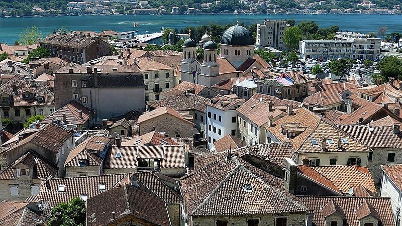 Földrengés rázta meg Montenegrót