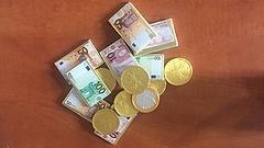 Több pénze van, de kevesebbet fogyaszt az átlag európai