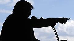 Erős amerikai hadsereget akar Trump