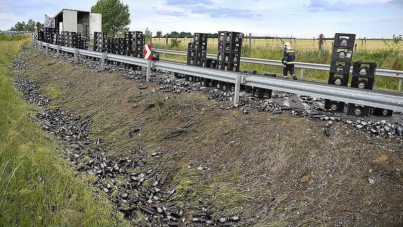 Útlezárás az M3-as autópályán - kerülje el ezt a szakaszt