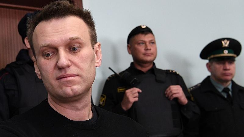 Meghosszabbította Navalnij próbaidejét a moszkvai bíróság