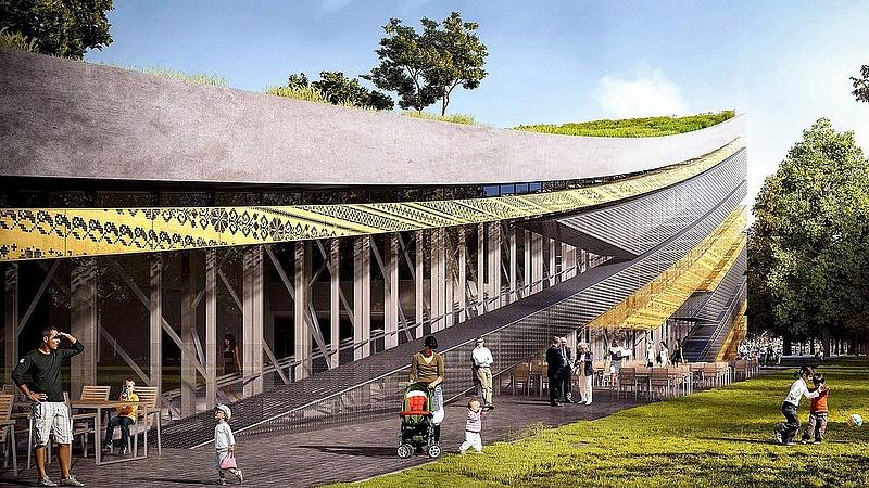 Drágult az új Néprajzi Múzeum
