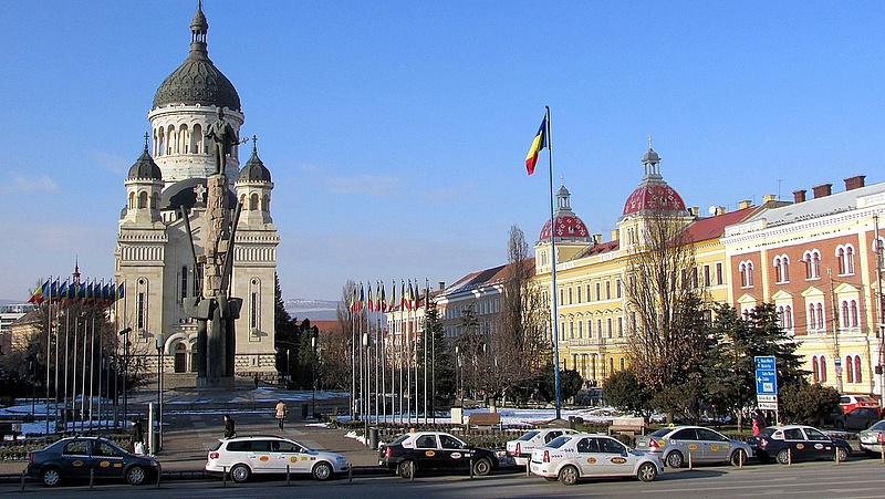Kolozsvár ebben lepipálja Budapestet
