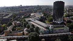 Londoni tűzvész - May felszólította a helyhatóságokat