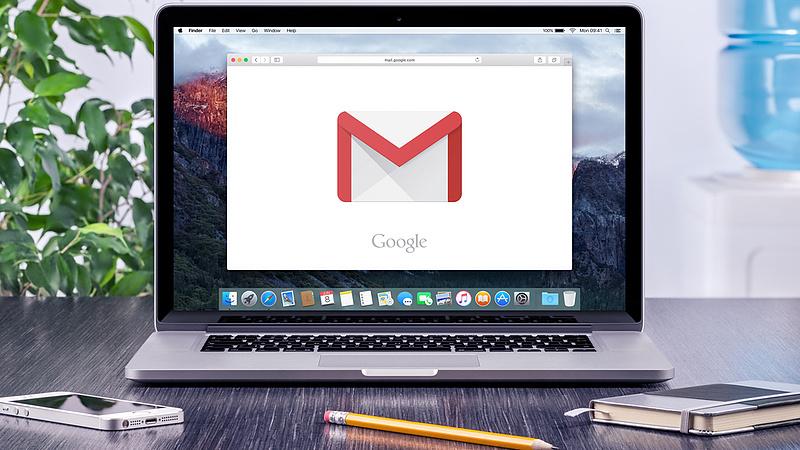 Újítás: örülhetnek a Gmail felhasználói