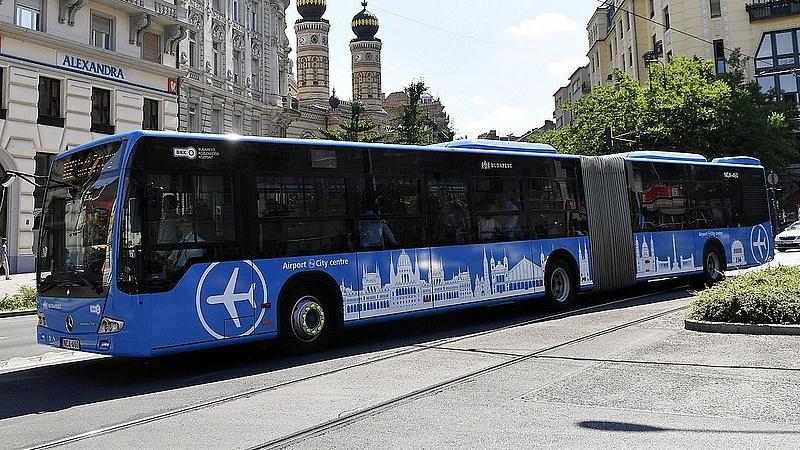 A 900 forintos buszjegy fedezi a kiadásokat