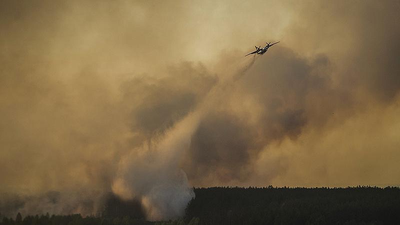 Horvátországi erdőtűz: itt a vége!
