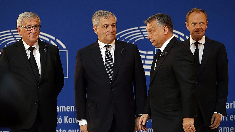 Ezen múlik Európa jövője - Orbán Kohl temetése után megmondta