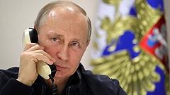 Terrorizmusról beszélt Putyin