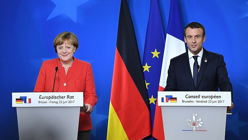 Merkel beindult: felpörög az EU, adóharmonizáció is jöhet