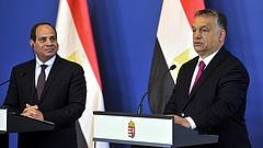 Orbán: áttörés kell a magyar-egyiptomi gazdasági kapcsolatokban