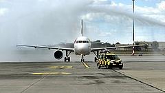 Új repülőjárat indult Budapestről