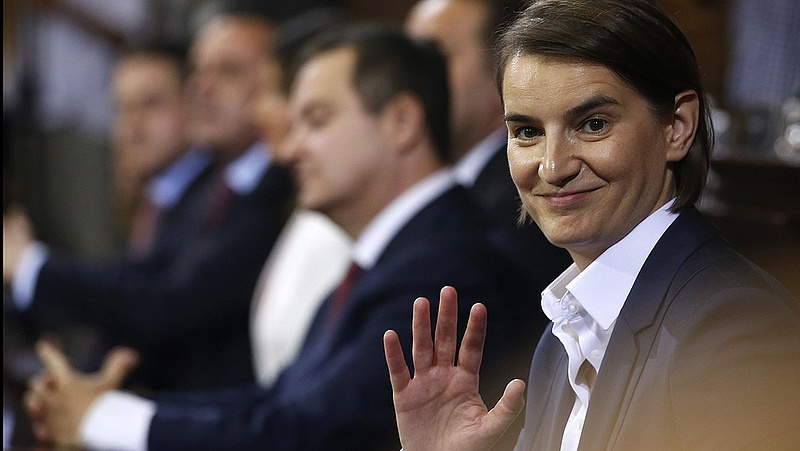 Oroszország vagy EU? - Szerbia ezt választaná