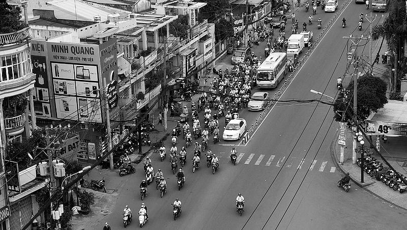 A motorok kitiltását tervezi Hanoi