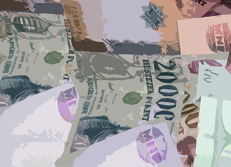 Mocorog a forint