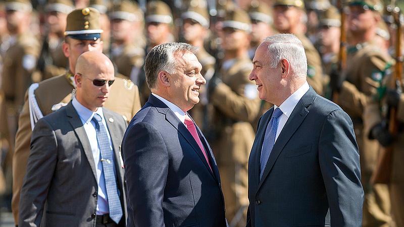 Orbánt újra felkapta a világsajtó