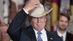 Százmilliókat lehetett nyerni Trumpon