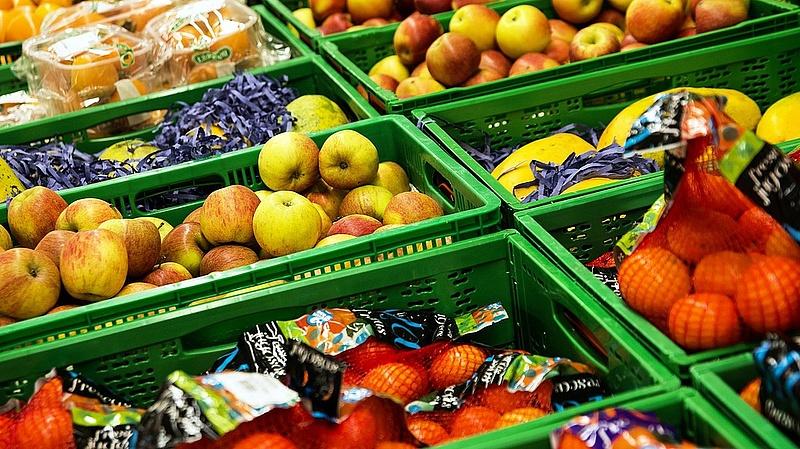 Nagyon nézze meg, milyen zöldséget és gyümölcsöt vesz