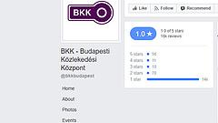 Elérhetetlenek a BKK online alkalmazásai