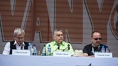 Orbán szerint épp most bizonyítunk a világnak