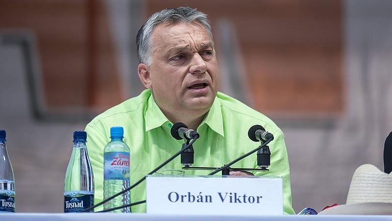 Orbánról írt a nemzetközi sajtó - heves konfrontáció várható?