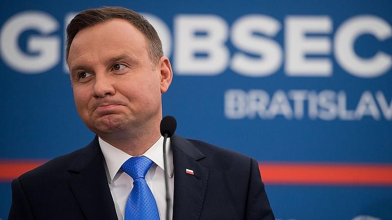 Duda vétói: Kaczynski egyelőre hallgat
