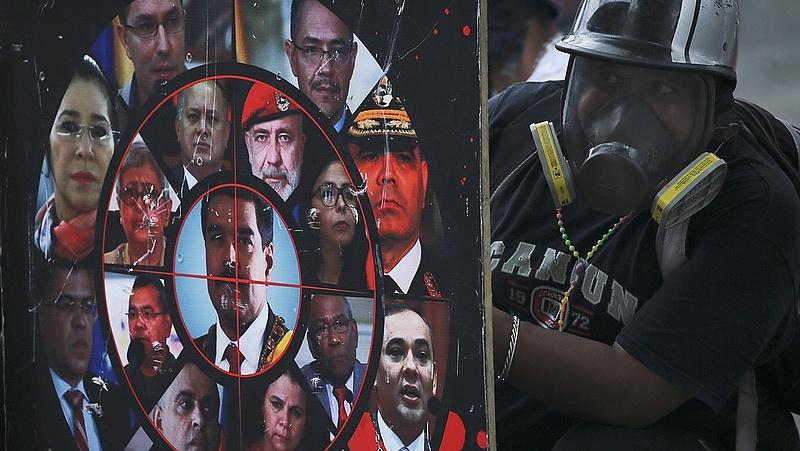 Egyre rosszabb a helyzet Venezuelában