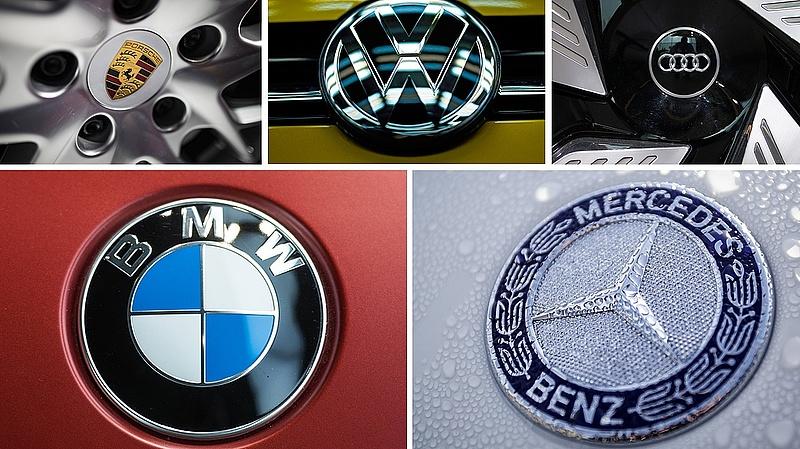 Gigabírságot kapott a Volkswagen és a BMW