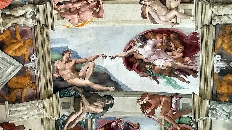 Michelangelo ujjlenyomatát találhatták meg egy ötszáz éves szobron