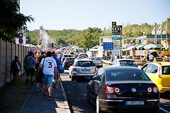 Nagyot változott a közlekedés a Hungaroringnél
