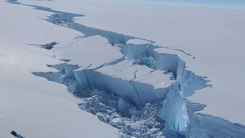 Akkora a baj az Antarktiszon, hogy a tudósok belenyúlnának az időjárásba is