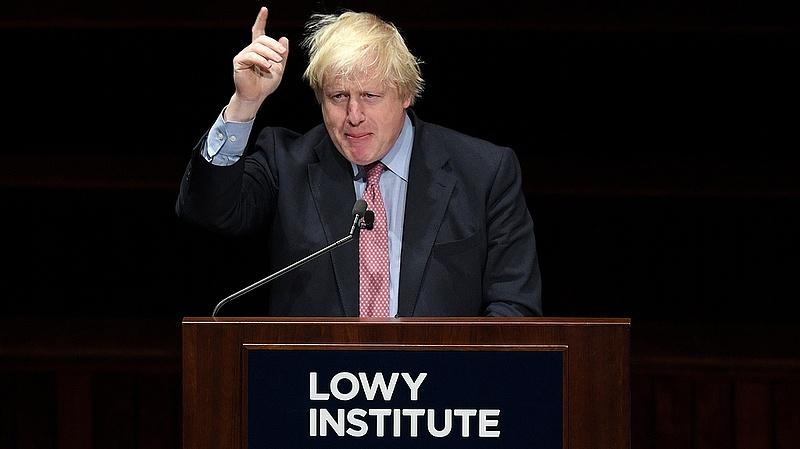 Kizuhan az EU-ból Nagy-Britannia? - Boris Johnson nem viccel