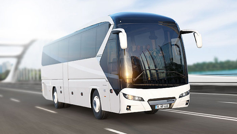 Sok új buszt kaptak a Volánok