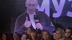 Kezdődik Putyin nagy színjátéka: 70/70 a cél