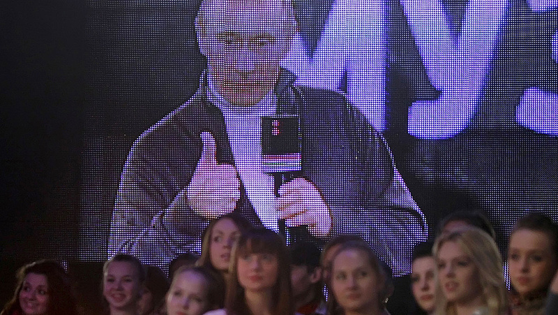 Navalnij nem indulhat Putyin ellen - a legfelsőbb bíróság is kimondta