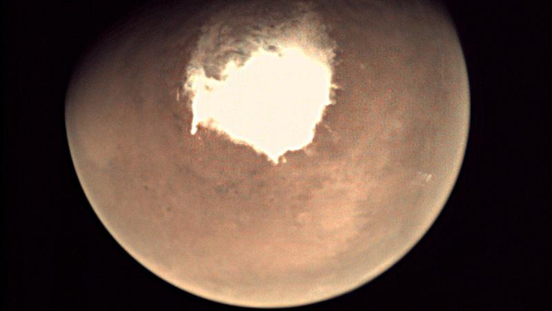 Akár az élethez is elég oxigén lehet a Marson