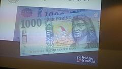Hatalomátvétel jön a magyar bankjegyeknél