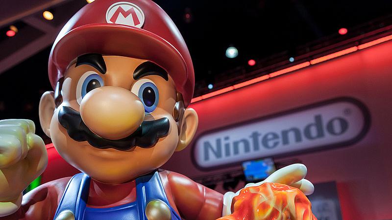 Jelentett a Nintendo