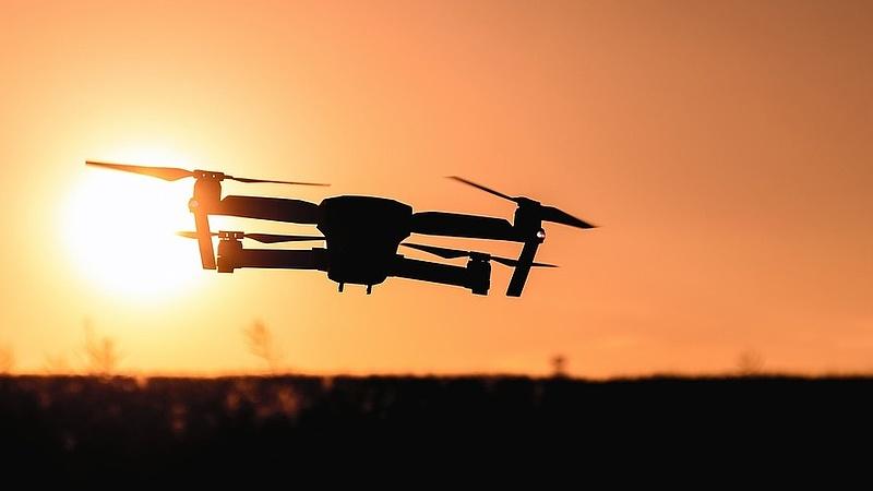 Már a magyar légteret is veszélyeztetik a drónok - durva sztori került napvilágra