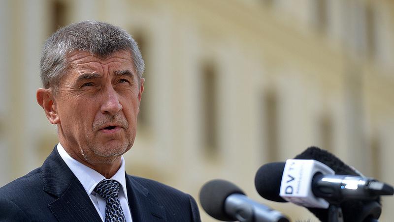 A cseh kormányfő kiállt az EU mellett