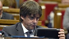 Beszólt a spanyol királynak a katalán elnök