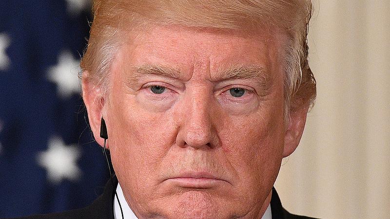 Fontos dolgot írt alá Donald Trump