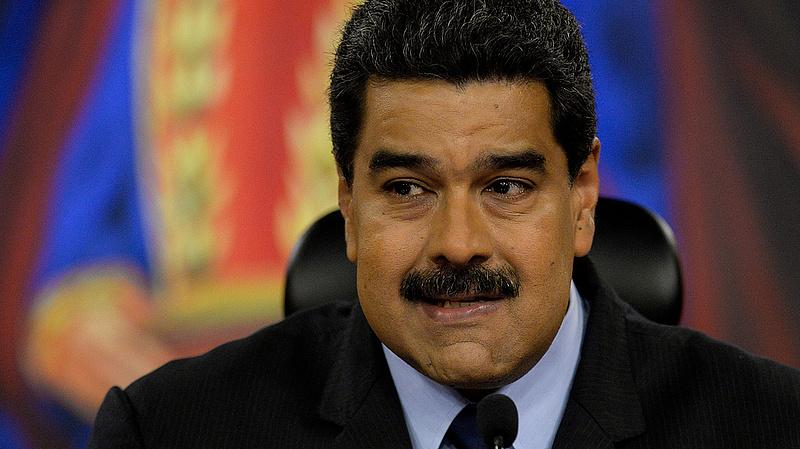 Moszkva üzent Washingtonnak Maduro miatt