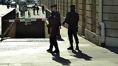 Időben lecsaptak nyolc nyugat-európai terroristára
