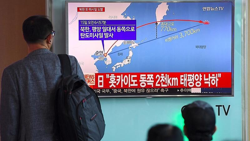 Észak-koreai válság: ma tovább durvult a helyzet (reagált a Fehér ház)