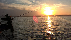 Több ponton módosul a Balaton horgászrendje
