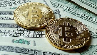 Fontos lélektani szint alá esett a bitcoin árfolyama