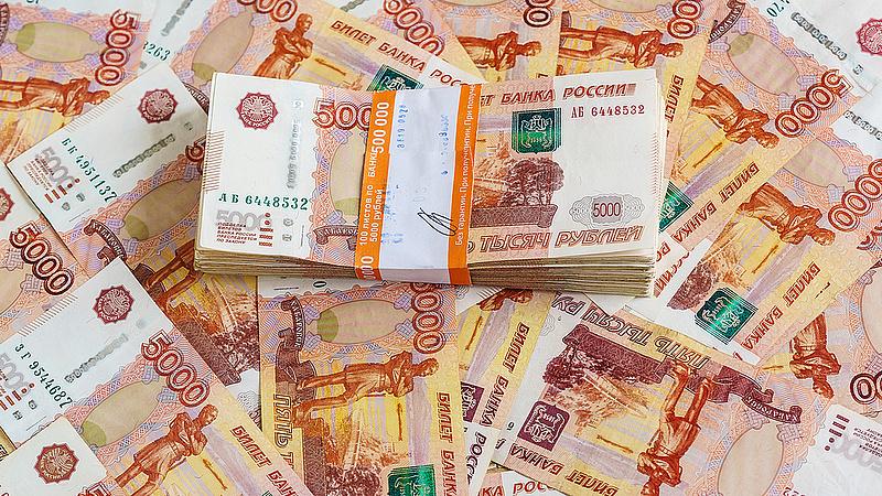 A Gazprom már több mint 5 ezer milliárd rubelt ér