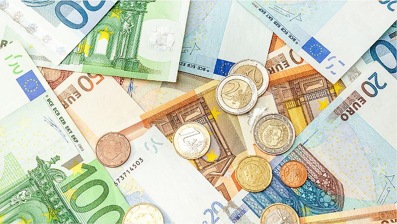Hol van már a 313 forintos euróárfolyam?